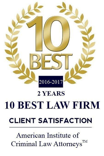 Law firm award